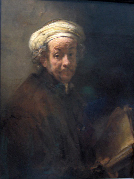 Rembrandt.Self-portrait_as_apostle_Paul