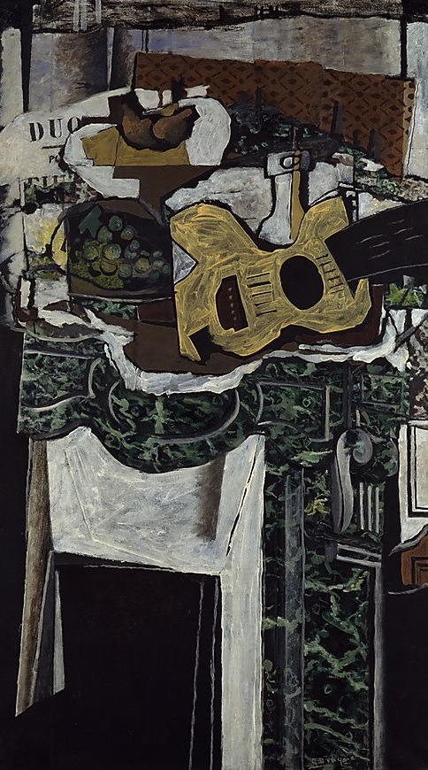 georges-braque-guitare-cheminee