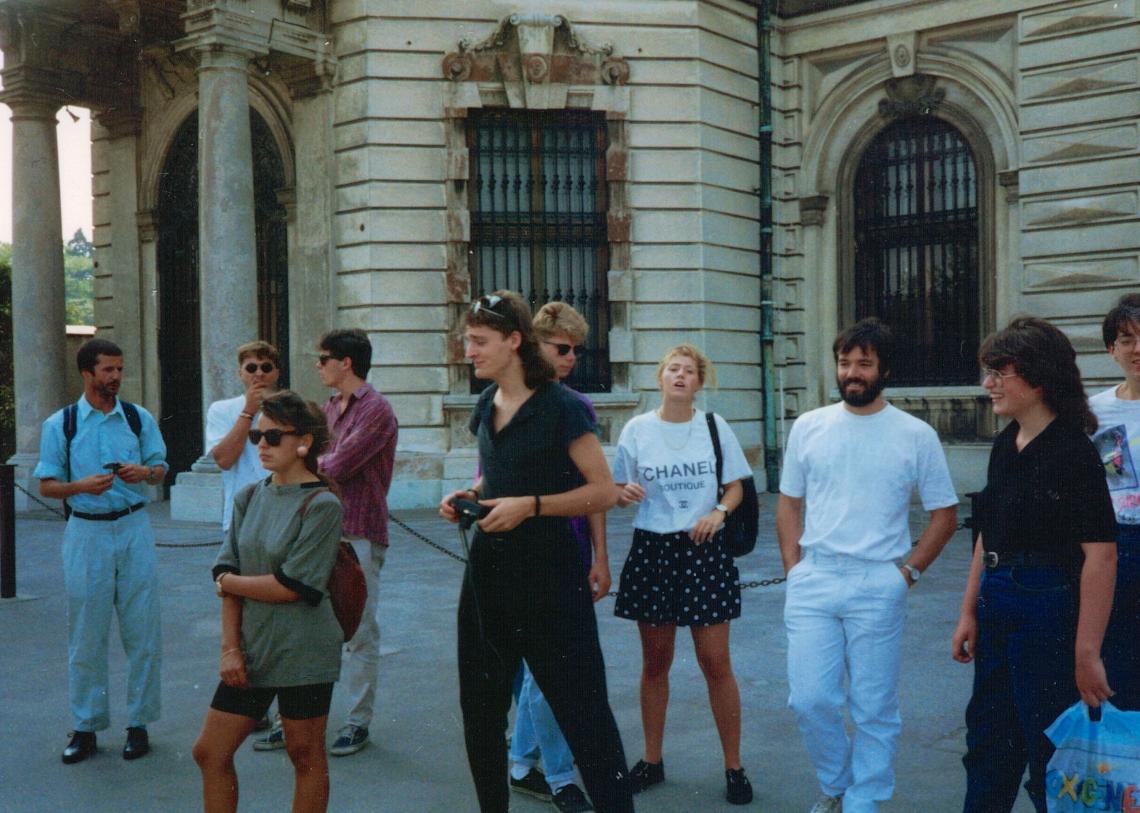 1990 Prague