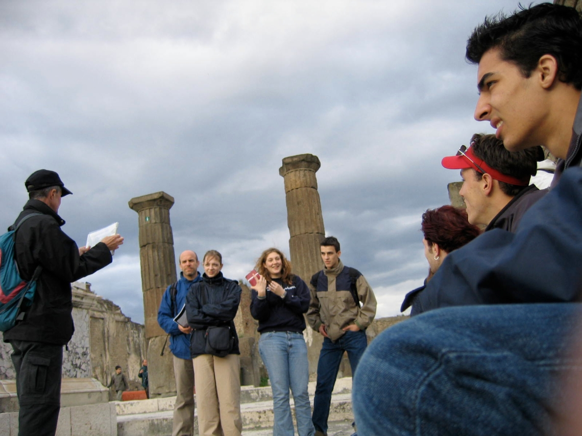 2004 Pompei
